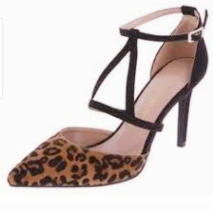 CHRISTIAN SIRIANO Leopard Heels!